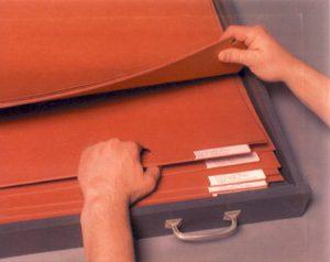 Flat file Cabinet storage