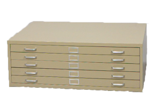 Ulrich flat file folders are compatible with these flat file cabinets